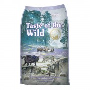 Taste Of The Wild Sierra Mountain 13 kg + 2 conserve Gratis