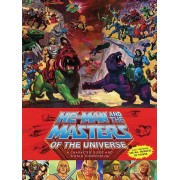 Dark Horse He-Man and the Masters of the Universe Book A Character Guide and World Compendium