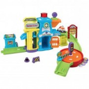 Set Joaca Vtech Toot Toot- Police Station
