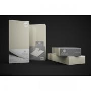 Homecare Hoeslaken Splittopper Katoen Cream Creme 140 x 200