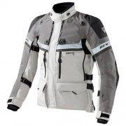 REV'IT! Dominator GTX jacket, Gore-Tex® motorjas heren, Grijs Groen