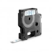 Etichete autocolante DYMO LabelManager D1 9mm x 7m albastru alb 40914 S0720690