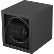 Benson Compact 1.17. Black Leather