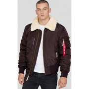 Alpha Industries Injector III Giacca Marrone S