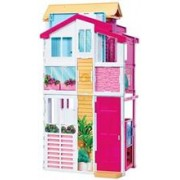 Jucarie Barbie 3-Storey Townhouse