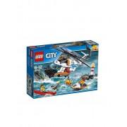 Lego City - Seenot-Rettungshubschrauber 60166