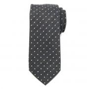 Férfi klasszikus nyakkendő (minta 354) 7169 -tól keverékek hullámdovod és selyem
