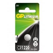 GP CR 1220 3V lítium gombelem
