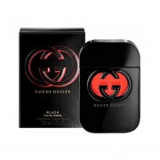 Guilty Black De Gucci Eau De Toilette 75 Ml