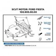 Scut Motor Metalic Asam Ford Fiesta 2001-2008 Mazda 2 2003-2007