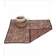 Kuber Industries™ Bed Server Food Mat Reversible (Color & Print Might Vary According To Availability)