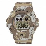 reloj de pulsera de camuflaje casio g-shock GD-X6900MC-5 - marron