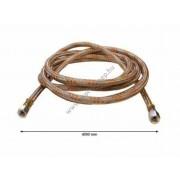 Tüzelőanyag vezeték, 4 m-es olajvisszavezető cső, 2db szükséges