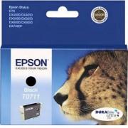 Cartridge Epson T0711 black, D92/D120/DX4450/DX7450/DX8450/SX105/SX205/SX405