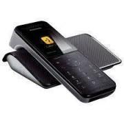 Telefon fix Panasonic KX-PRW110FXW black