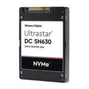 """Western Digital SSD Internal U.2 2.5"""" 960 GB WUS3BA196C7P3E3"""
