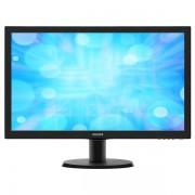 "Monitor LED 23.6"""" Full HD, negru, PHILIPS 243V5LHAB/00"