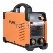Aparat de sudura profesional Jasic ARC 200 C Z247, Electrod 1.60 mm-4.00 mm inclusiv electrod aluminiu, Cu accesorii incluse, Portocaliu/Negru