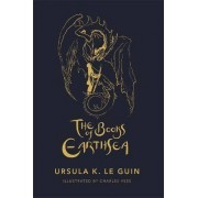 The Books of Earthsea: The Complete Illustrated by Ursula K. Le Guin