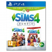 Electronic Arts The Sims 4 Plus Cats & Dogs Bundle - PS4