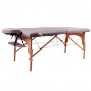 inSPORTline Fa Masszázs Asztal InSPORTline Taisage 9406/szurke