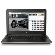 Laptop HP Zbook 15 G4 (Procesor Intel® Core™ i7-7700HQ (6M Cache, up to 3.80 GHz), Kaby Lake, 15.6 FHD, 16GB, 256GB SSD, nVidia Quadro M2200 @4GB, Wireless AC, FPR, Win10 Pro, Gri)