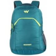 Wiki by Wildcraft Ace_2 Teal Backpacks 25 L Backpack(Green)
