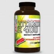 Vitamina E 400 UI 100 capsule
