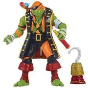 Teenage Mutant Ninja Turtles Movie 2 Out Of The Shadows Michelangelo In Pirate Costume Figure