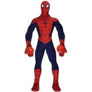 Marvel Spiderman Poseable Action Figure Plush Toy