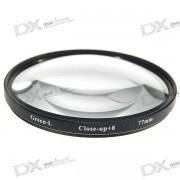 Filtro de objetivo de camara macro-efecto Premium 8X (77 mm)