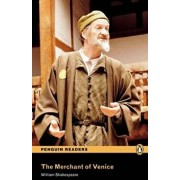 Merchant of Venice, The, Level 4, Penguin Readers, Paperback/William Shakespeare
