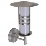 vidaXL Zidna lampa u obliku pagode *od nehrđajućeg čelika