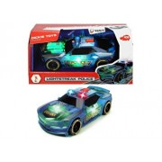 Racing - Masina de Politie, cu lumini si sunete