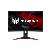 Monitor Gamer Acer Curvo Predator Z271 Full HD Widescreen HDMI DisplayPort Bocinas LED 27''-Negro Rojo