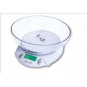 Ace Digital 7 kg x 1 gm Kitchen Multi-Purpose Weighing Scale(White)