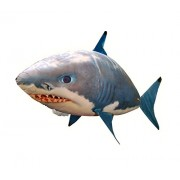 William Mark Air Swimmer Remote Control Flying Shark