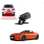 Auto Addict Car Styling Anti Collision Safety Line Led Laser Fog Lamp Brake Lamp Running Tail Light-12V Cars For Jaguar F-TYPE