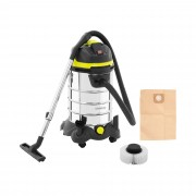 Wet/Dry Vacuum Cleaner - 1,400 W - 30 L