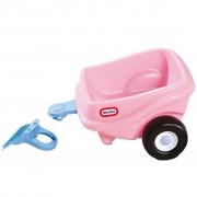 Little Tikes Růžový Vozík k Pohodlnému Coupé