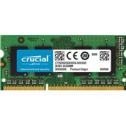 Crucial CT51264BF160BJ - Geheugen - DDR3L - 4 GB - SO DIMM 204-PIN - 1600 MHz / PC3-12800 - CL11