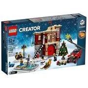 Lego Creator - Winterliche Feuerwache