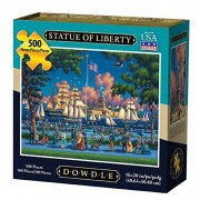Statue of Liberty Master Piece 500 Piece Puzzle