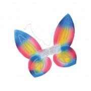 Geen Regenboog vlinder kindervleugels
