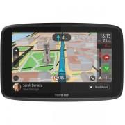 """TomTom Go 6200 Tomtom Navigatore Satellitare 6"""" Wi-Fi Colore Nero"""