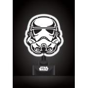 Cjay Star Wars Neon Light Stormtrooper 17 x 24 cm