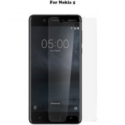 NOKIA 5 - Flexible Premium Quality 2.5D Tempered Glass 9H Hardness Screen Protector for Nokia 5