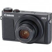 Canon Powershot G9X Mark II Aparat Foto 20.2MP Wi-Fi NFC Bluetooth Negru