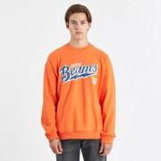 Champion reverse weave terry crew x beams Orange