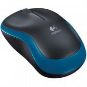 Безжична мишка Logitech M185 BLUE 910-002239